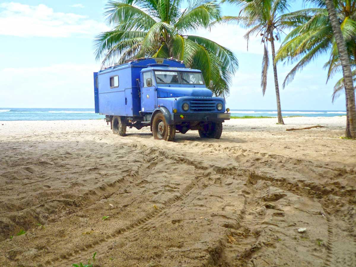 Tiwi Beach, Kenia