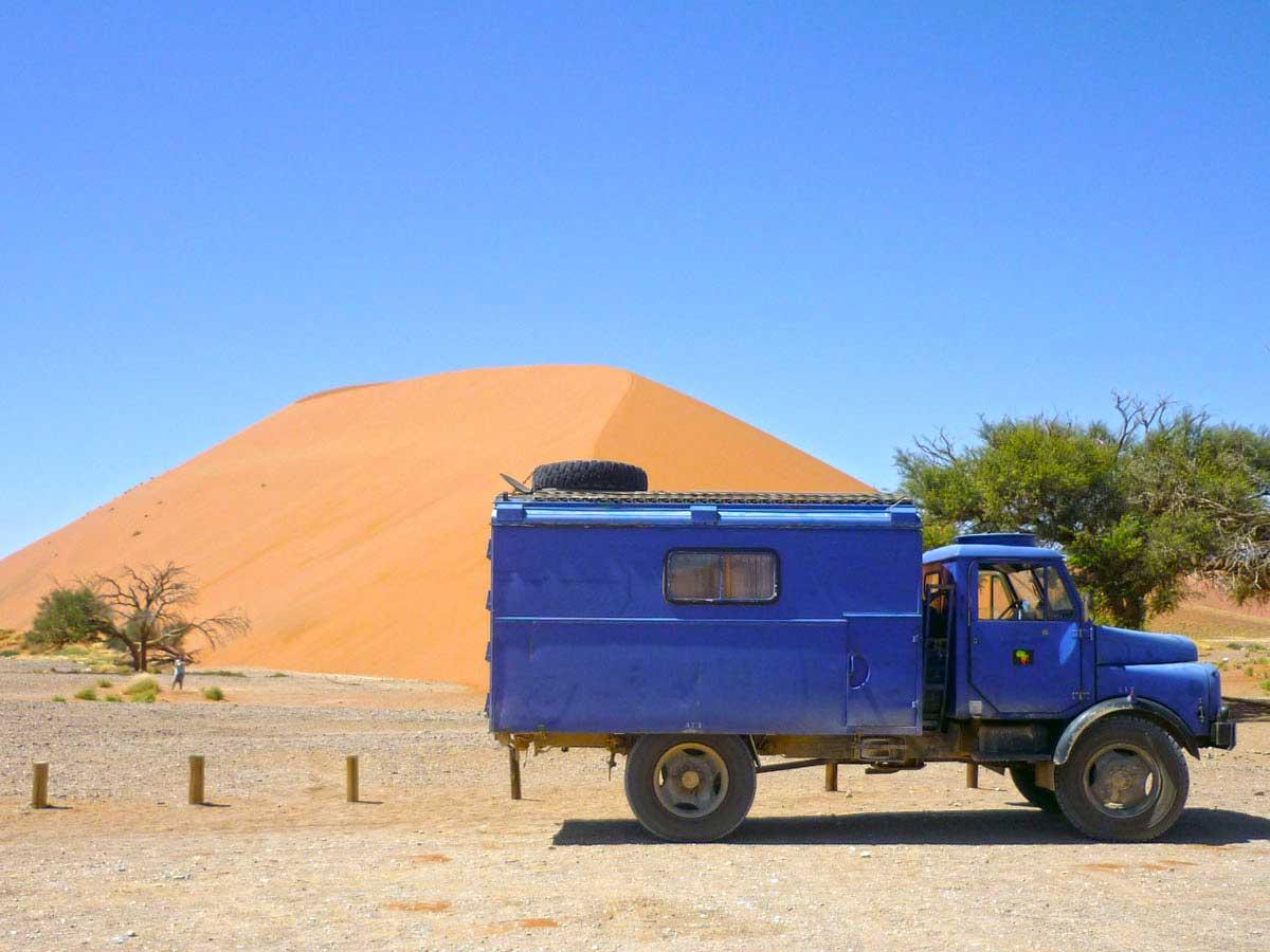 Düne Nummer 7, Namibia