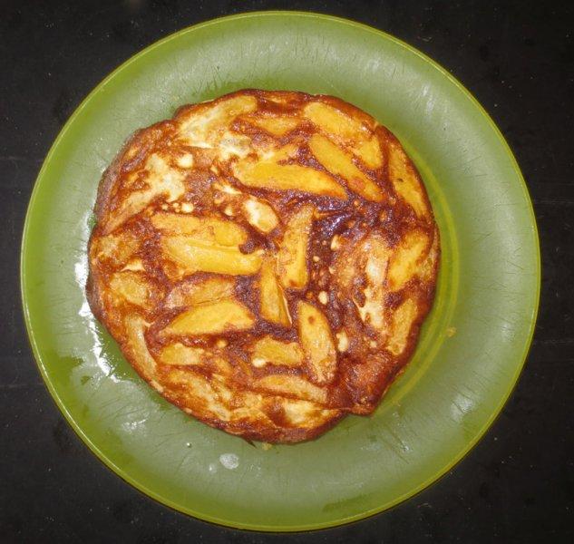 Chips Mayai, Streetfood aus Tansania